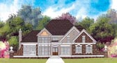 Plan Number 72091 - 2261 Square Feet