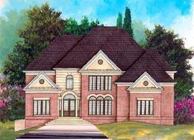 House Plan 72092