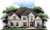 Plan Number 72099 - 3752 Square Feet