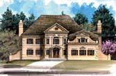 House Plan 72102