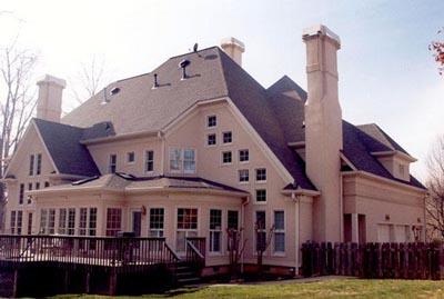 European Greek Revival House Plan 72104