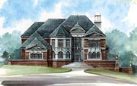 House Plan 72105