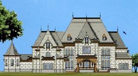 House Plan 72133