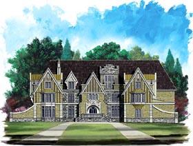 House Plan 72140