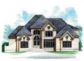 Plan Number 72150 - 3152 Square Feet
