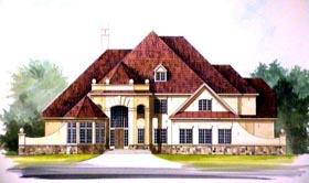 House Plan 72154