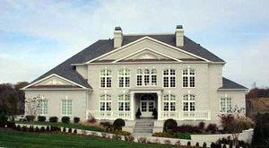 European, Greek Revival House Plan 72155 with 5 Beds, 7 Baths, 4 Car Garage Picture 9