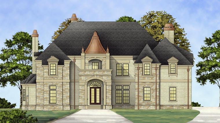 House Plan 72165