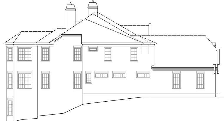 European, French Country House Plan 72171 with 6 Beds, 7 Baths, 4 Car Garage Picture 1