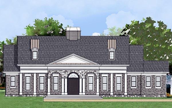 House Plan 72203