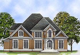 House Plan 72205