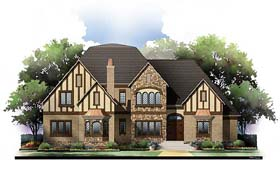 Craftsman House Plan 72208 with 3 Beds, 2 Baths, 3 Car Garage Elevation