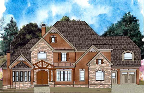 House Plan 72213