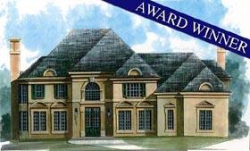 House Plan 72216