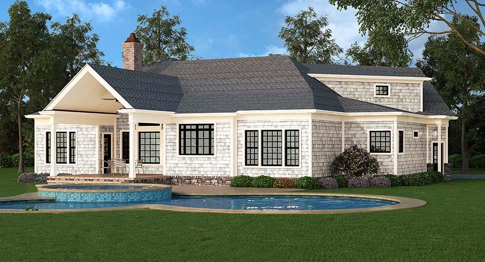 Craftsman, European House Plan 72217 with 3 Beds, 3 Baths, 2 Car Garage Picture 7