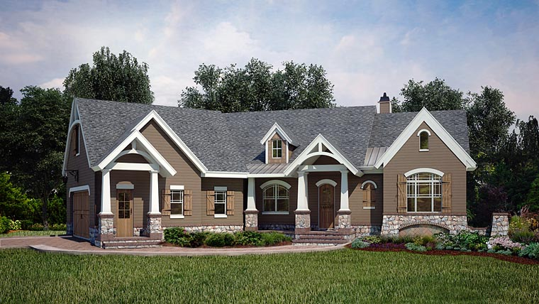 House Plan 72222
