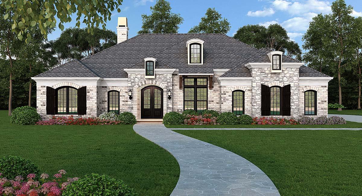 House Plan 72251