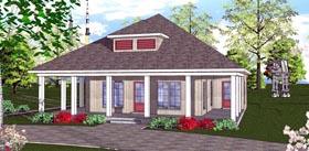 House Plan 72316