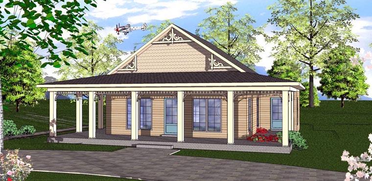 House Plan 72320