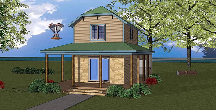 House Plan 72327
