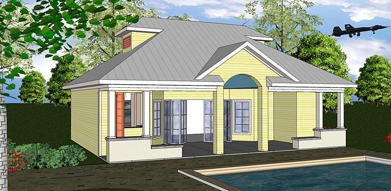House Plan 72381
