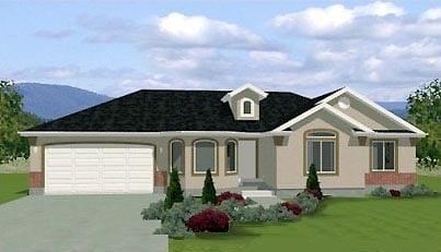 House Plan 72413