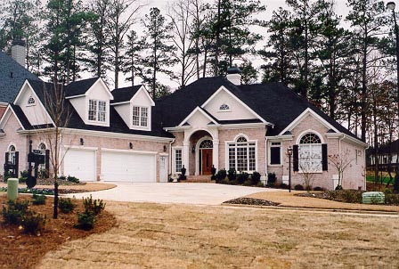 Ranch House Plan 72507