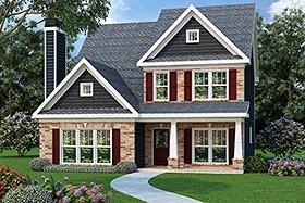 House Plan 72512