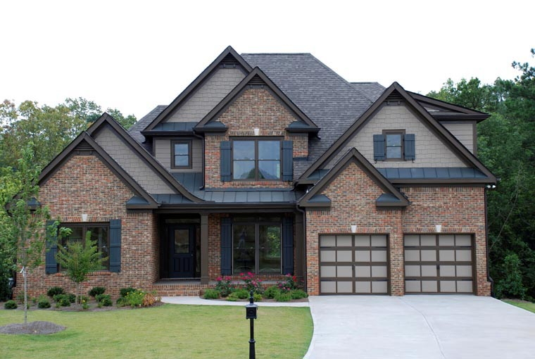 House Plan 72517 with 3 Beds, 3 Baths, 2 Car Garage Picture 1