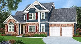 House Plan 72528