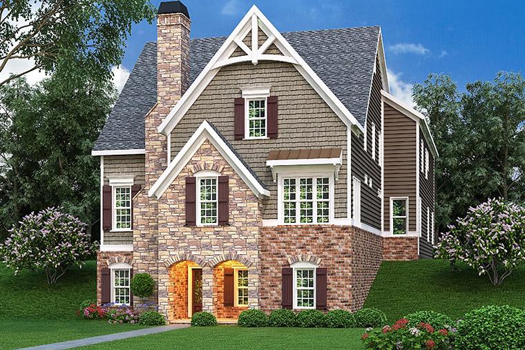 House Plan 72532