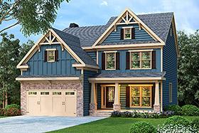 House Plan 72535