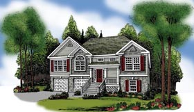 House Plan 72538