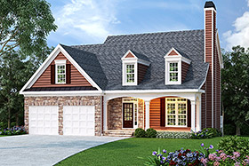 House Plan 72539