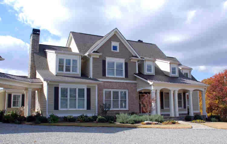House Plan 72541 | Style Plan with 4416 Sq Ft, 5 Bedrooms, 5 Bathrooms, 3 Car Garage