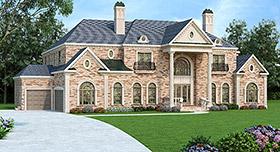 House Plan 72543
