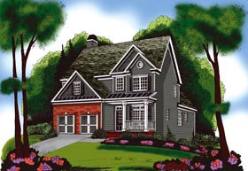House Plan 72559