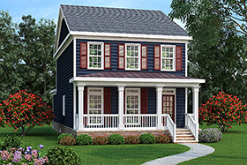 House Plan 72570