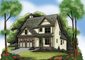 House Plan 72571