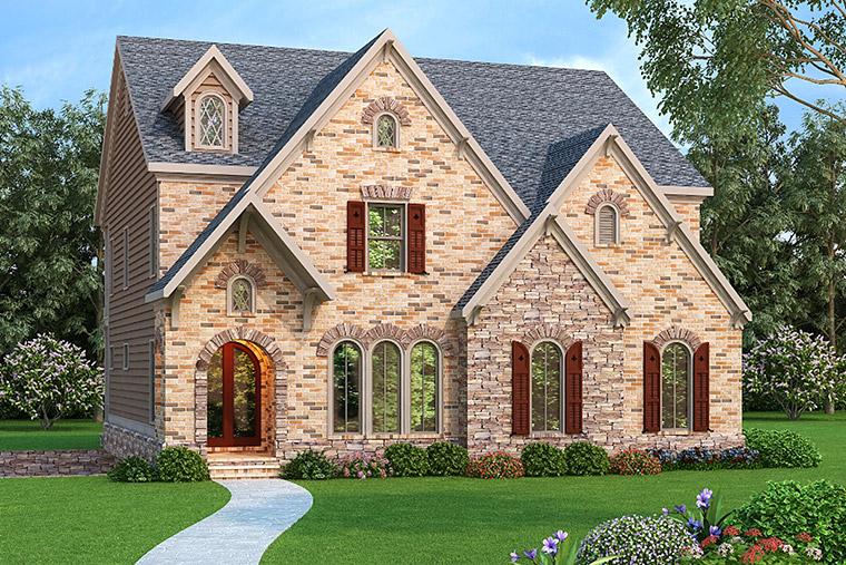 House Plan 72599