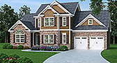 Plan Number 72604 - 1721 Square Feet