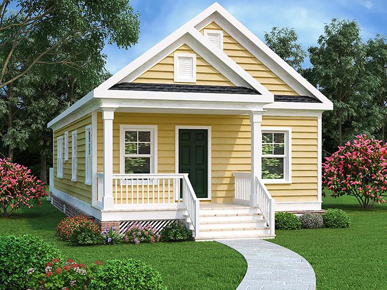 House Plan 72606