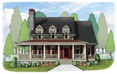 House Plan 72623