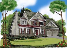 House Plan 72630