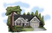 Plan Number 72640 - 2084 Square Feet