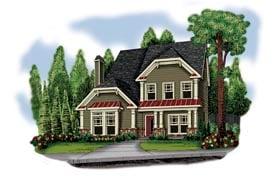 House Plan 72643