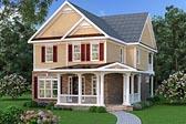 House Plan 72651