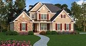 House Plan 72661