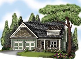 House Plan 72669