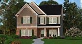 House Plan 72691